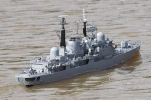 HMS Exeter - David McNair-Taylor