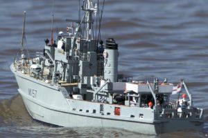 HMS Kirkliston - D McN-Taylor