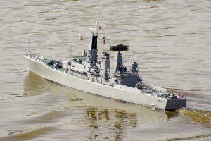 HMS Phoebe - David McNair-Taylor