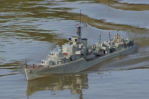 HMS Solebay - Arthur Shannon