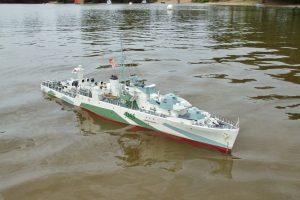HMS Wild Goose - David McNair-Taylor