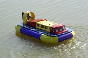 Griffin Hovercraft - Chris Chattaway