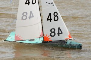 IOM GBR2048 - Graham Coombs