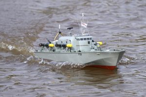 Perkasa Patrol Boat – SOLD