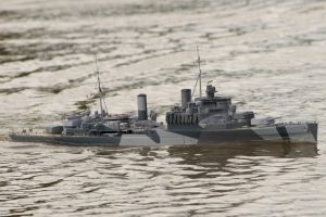 HMS Mauritius, Cruiser
