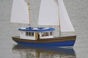 Motor -sailer - Ken Dyer