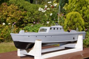 Naval Motor Boat - Arthur Shannon