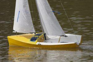 Open Cockpit Yacht