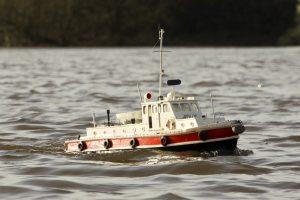 Pilot Boat - Arthur Shannon