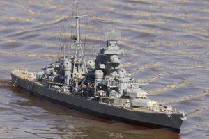 Prinz Eugen, Heavy Cruiser