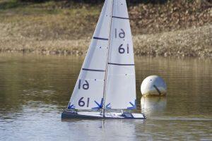 R36 Sail No 61