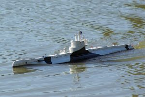 RN S-Class Submarine
