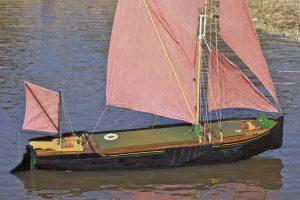 Sailing Barge - Arthur Shannon