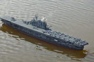 USS Hornet CV8