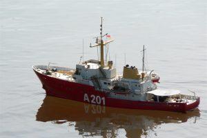 Bulldog Survey Ship - Archie Howie