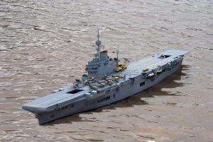 HMS Illustrious - Archie Howie