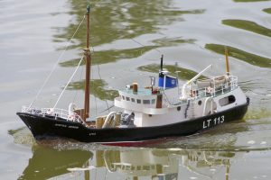 Boston Arrow, trawler