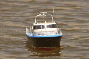 Dimarcha, cabin cruiser