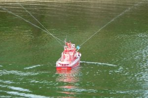 Feuerloschboot - Ray Hellicar