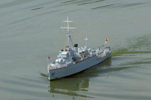 HMS Acute, Minesweeper