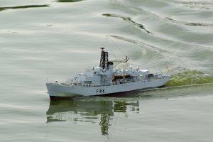 HMS Hurst Castle - Richard Coombs