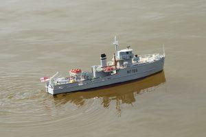 HMS Penston - Richard Coombs