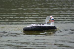 Hovercraft - Ray Hellicar