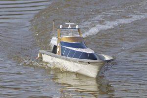 Key Largo, motor yacht