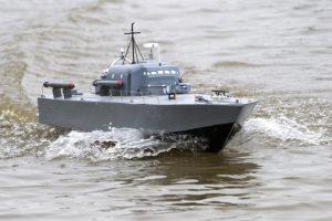 Perkasa Fast Patrol Boat