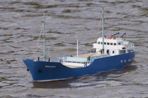 Cargo ship - John Tybjerg