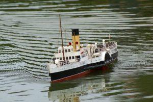 """Ryde"" Paddle Steamer"