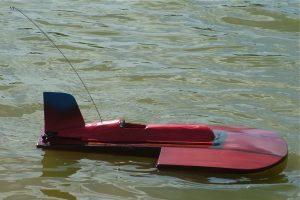 Shovel Nose Hydroplane - Ray Hellicar