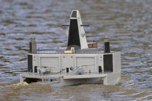 Trimaran frigate - Steve French