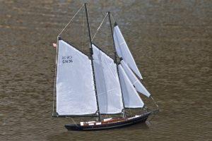Grand Banks schooner - Ray Hellicar.