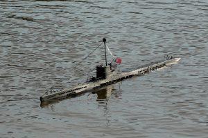 U Boat - Ray Hellicar