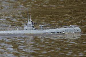 U Boat U25 - Brian Rapley