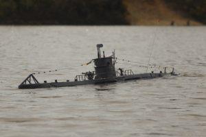 U Boat U47 - Brian Rapley