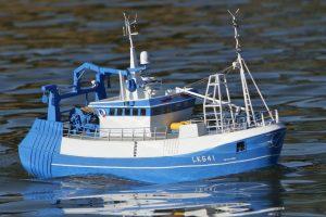 Venture, modern trawler