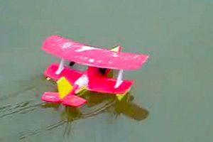 Seaplane - Tony Crollie