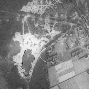 Setley Gravel Pit 1946