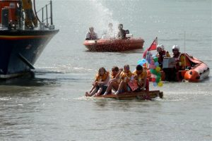 Hythe Raft Race 2006