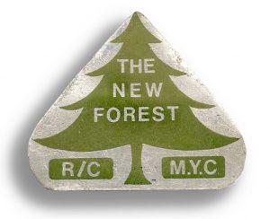 Club Badge 1973