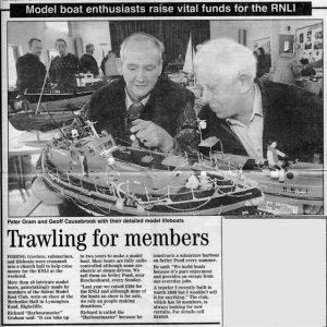 Evening Echo 14th March 1996