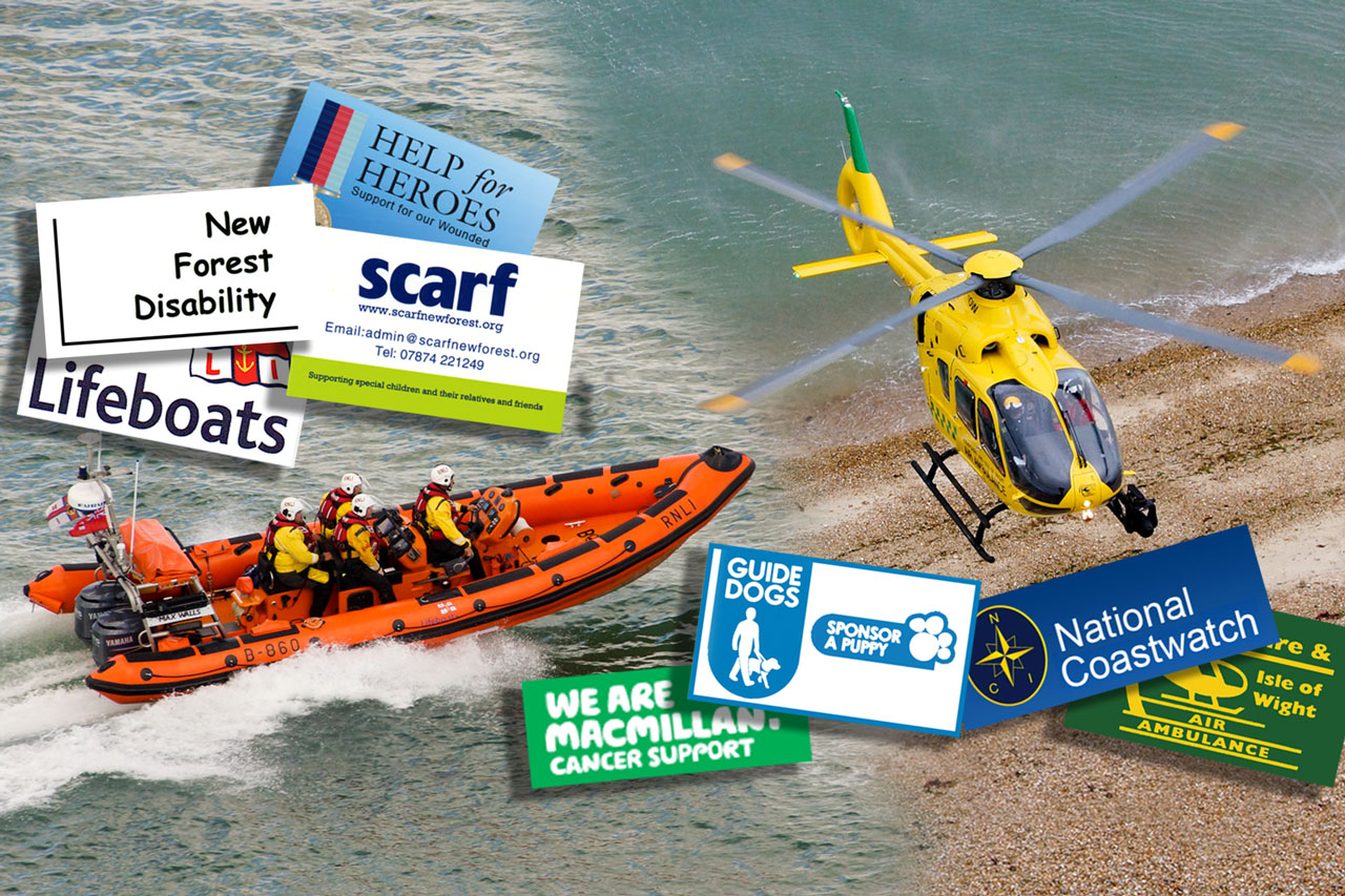 charities featured image