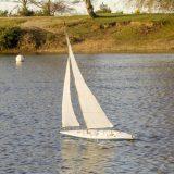 Cup Class Yacht