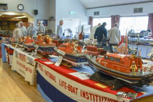 Lifeboat Display, Highcliffe 2019