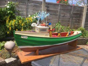 Fishing Vessel Charlie PW19