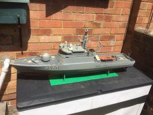 Patrol Boat P550