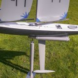 High Quality Yacht Stand (NOW SOLD)