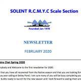 Newsletter February 2020